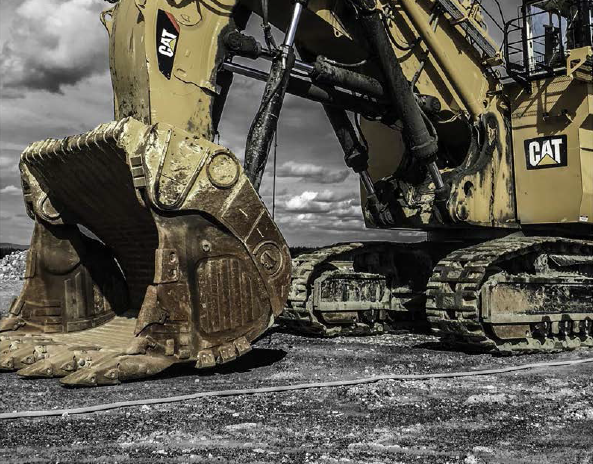 CAT 6060AC Front Shovel Image