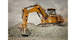 CAT 6018 Backhoe Image